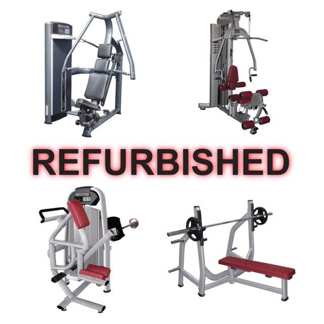 refurbished machine
